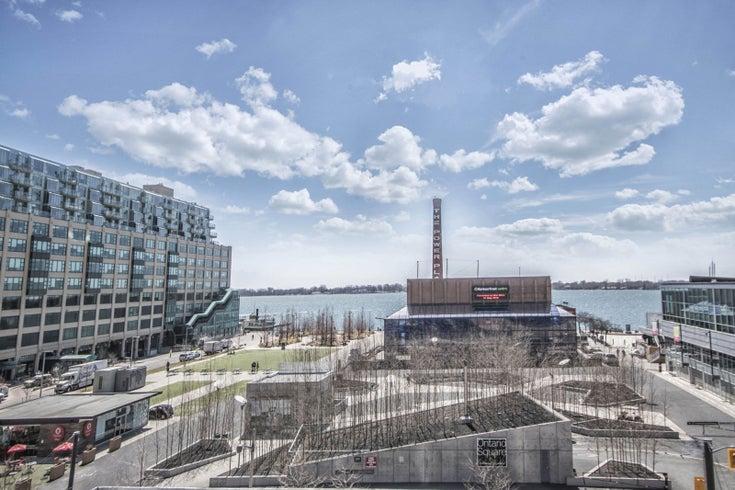 218 Queens Quay West 408 - Waterfront Communities C1 APTU for sale, 1 Bedroom (C4689140)