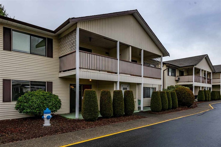 11 32959 GEORGE FERGUSON WAY - Central Abbotsford Townhouse for sale, 2 Bedrooms (R2424531)