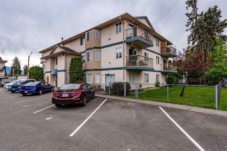 12 46160 PRINCESS AVENUE - Chilliwack E Young-Yale Apartment/Condo for sale, 2 Bedrooms (R2454006)