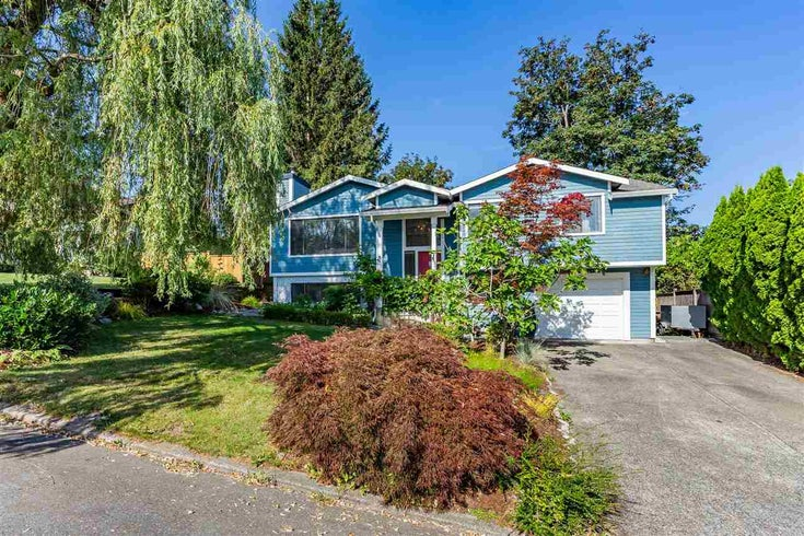 3649 HURST CRESCENT - Abbotsford East House/Single Family for sale, 3 Bedrooms (R2487352)