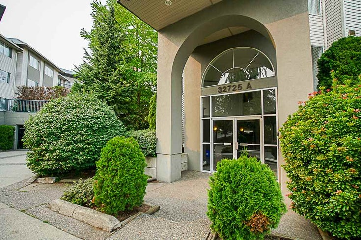 1 32725 GEORGE FERGUSON WAY - Abbotsford West Apartment/Condo for sale, 2 Bedrooms (R2296652)