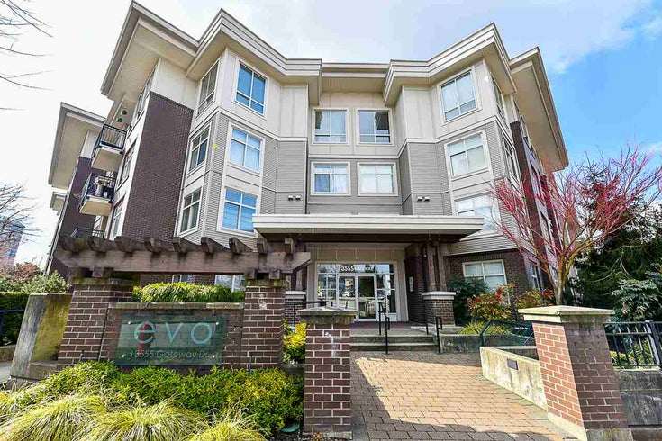 101 13555 GATEWAY DRIVE - Whalley Apartment/Condo for sale, 2 Bedrooms (R2350470)