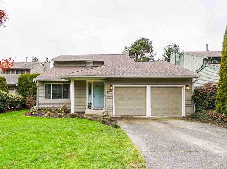 7159 YORK CRESCENT - Sunshine Hills Woods House/Single Family for sale, 3 Bedrooms (R2449947)