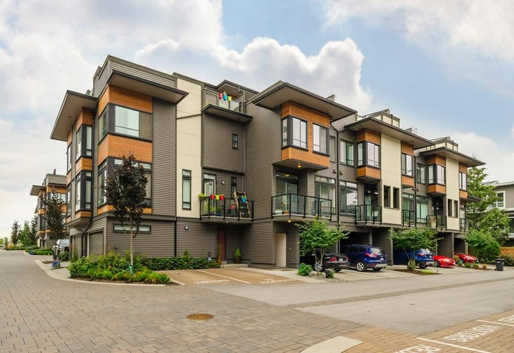 72 7811 209 STREET - Willoughby Heights Townhouse for sale, 2 Bedrooms (R2562191)