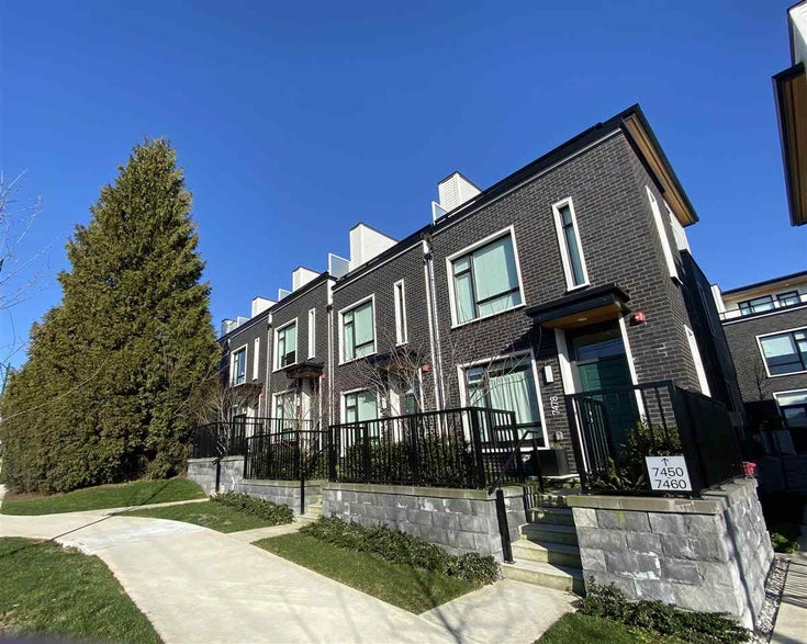 7474 GRANVILLE STREET - South Granville Townhouse for sale, 3 Bedrooms (R2437763)