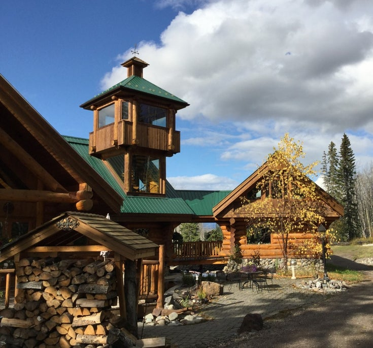 RIVER HOUSE ESTATE - Telkwa House/Single Family for sale, 15 Bedrooms