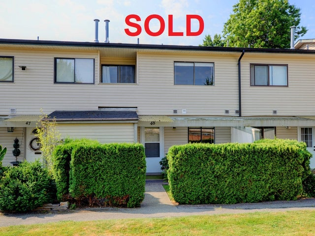 #48  5181 204th Street Langley B.C. - Langley City Townhouse for sale, 3 Bedrooms (R2557406)