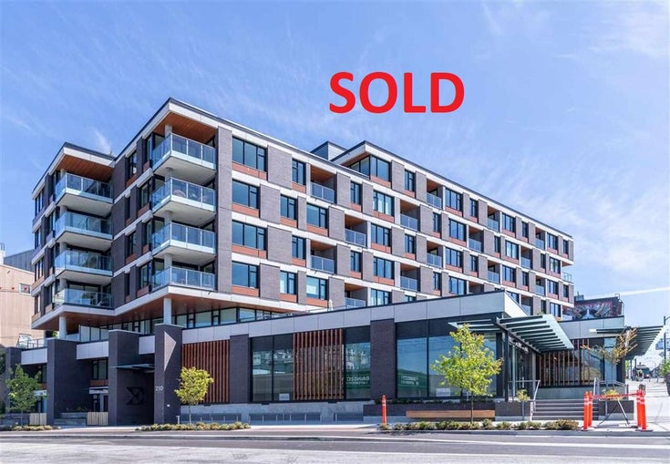 #608  210 East 5th Avenue - Mount Pleasant VE Apartment/Condo for sale, 3 Bedrooms