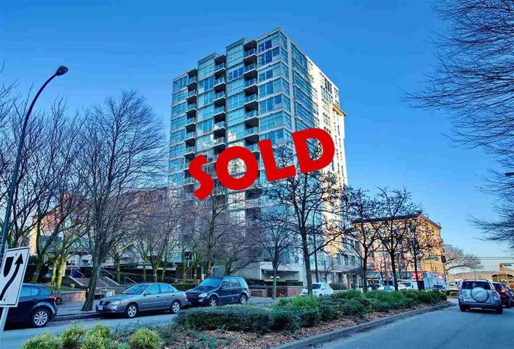 #1405  189 National Avenue - Mount Pleasant VE Apartment/Condo for sale, 2 Bedrooms (R2298999)