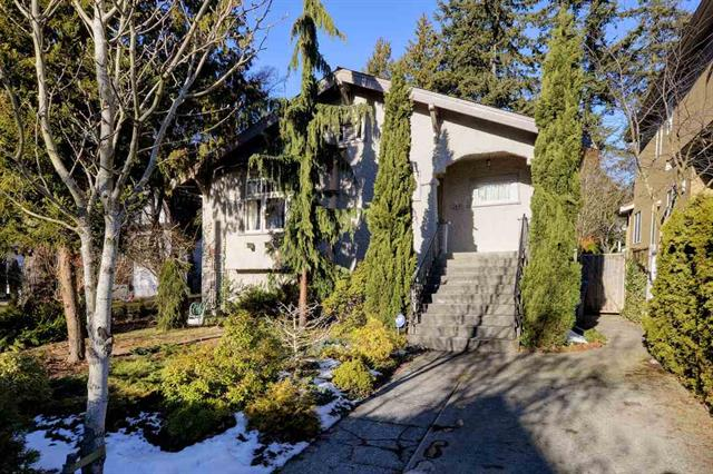 2849 W 42ND AVENUE - Kerrisdale House/Single Family for sale, 4 Bedrooms