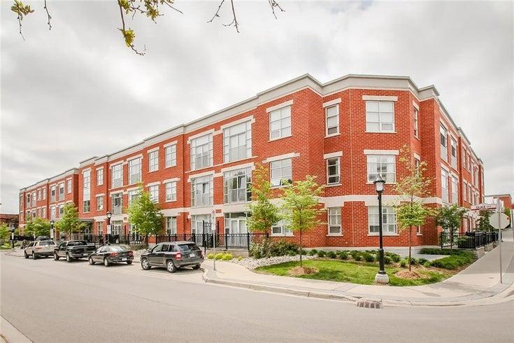 165 E Duke St #105 - Downtown Kitchener/East Ward APTU for sale, 2 Bedrooms (30512960)