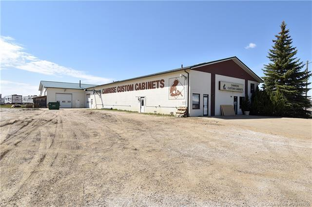 3623 47 Avenue  - Mohler Industrial Mixed Use for sale(CA0193790)