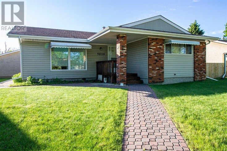 3809 63 Street - camrose House for sale, 4 Bedrooms (A1002378)
