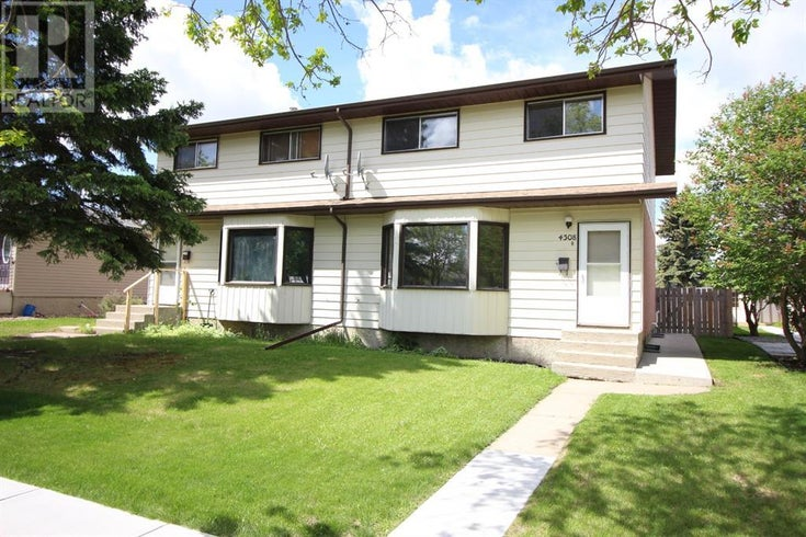 4308A, 4308B 65 Street - camrose Multi-Family for sale(A1004270)