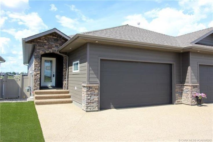 5920 24 AvenueClose - Valleyview Semi Detached for sale, 3 Bedrooms (A1032894)