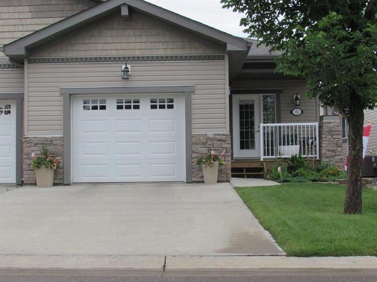 6, 5021 34 Avenue - Creekview Semi Detached for sale, 3 Bedrooms (A1059833)