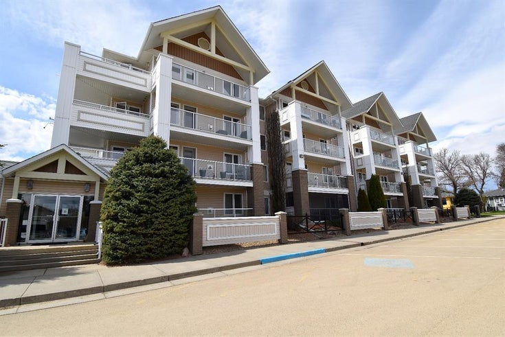 405, 5419 49 Avenue - Downtown Camrose Apartment for sale, 2 Bedrooms (A1108044)