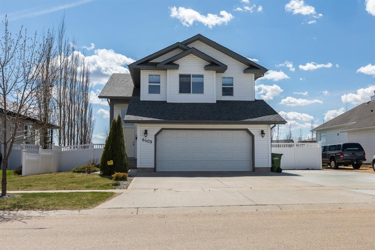 6409-32 Avenue - Century Meadows Detached for sale, 4 Bedrooms (A1105918)