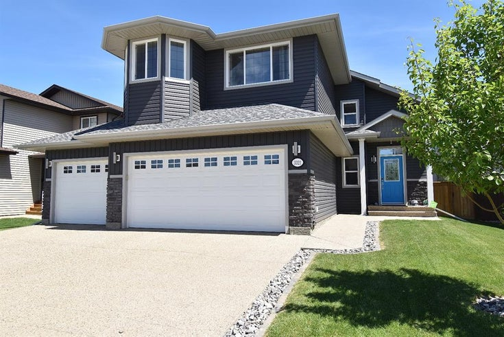 3321-52B Street - camrose Single Family for sale, 4 Bedrooms (A1007227)