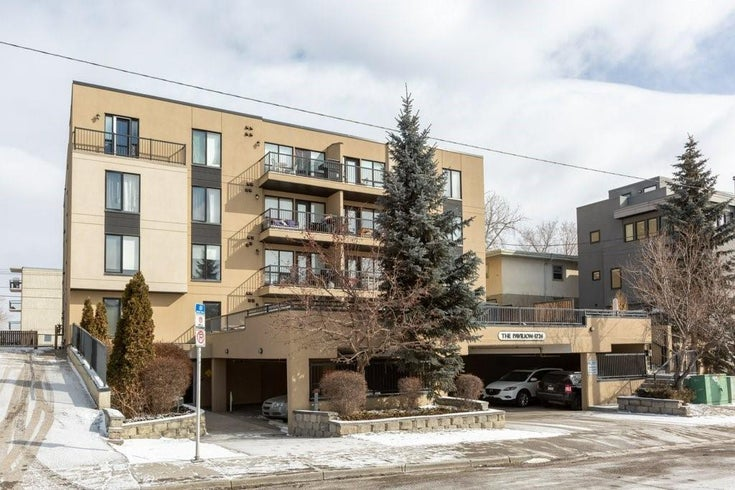 301, 1724 26 Avenue SW - Bankview Apartment for sale, 2 Bedrooms (A1076242)