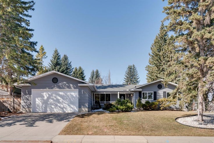 660 Willow Brook Drive SE - Willow Park Detached for sale, 4 Bedrooms (A1089001)