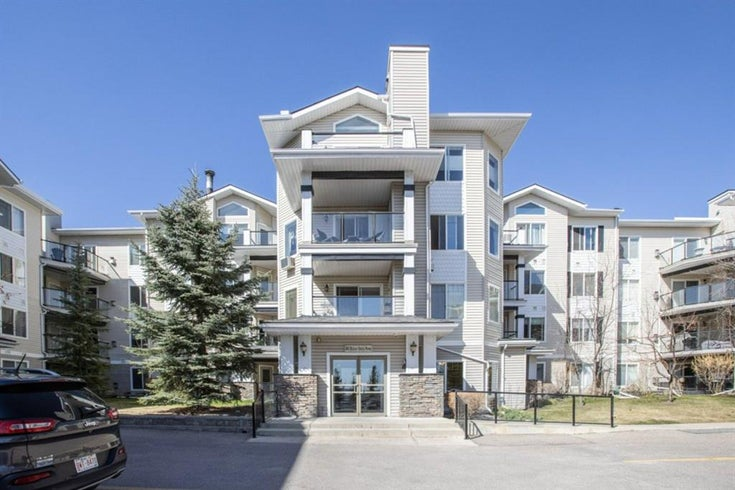 301, 345 Rocky Vista Park NW - Rocky Ridge Apartment for sale, 2 Bedrooms (A1095745)