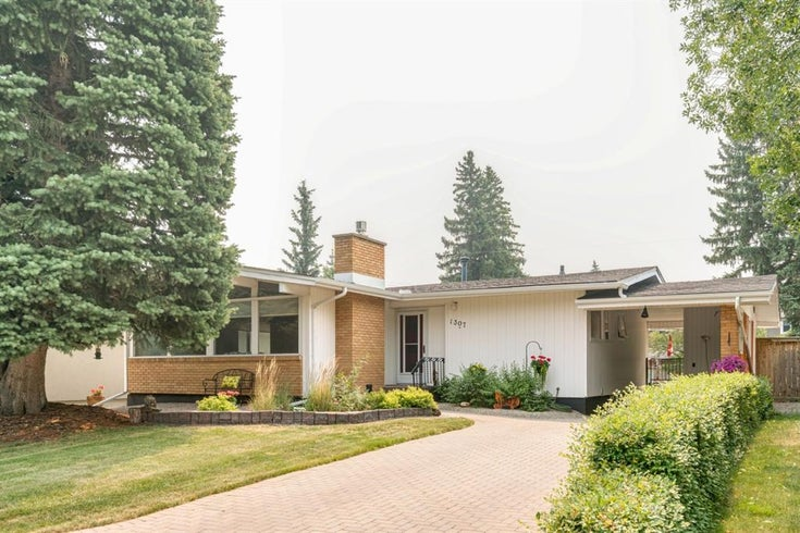 1307 Craig Road SW - Chinook Park Detached for sale, 5 Bedrooms (A1134454)