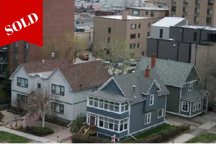 15th Avenue & 6th Street SW - Beltline Detached for sale, 3 Bedrooms (SOLD)