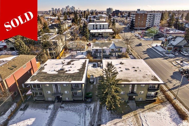 1740 & 1744 28 St SW - Shaganappi Multi Family for sale(SOLD)