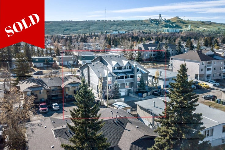 7714 & 7716 Bowness Rd NW - Bowness Multi Family for sale, 8 Bedrooms (SOLD)