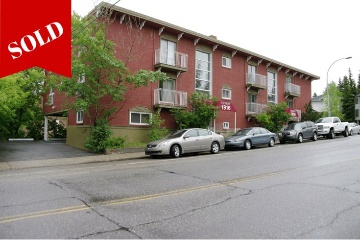 1916 8 Street SW - Lower Mount Royal Multi Family for sale, 16 Bedrooms (SOLD)