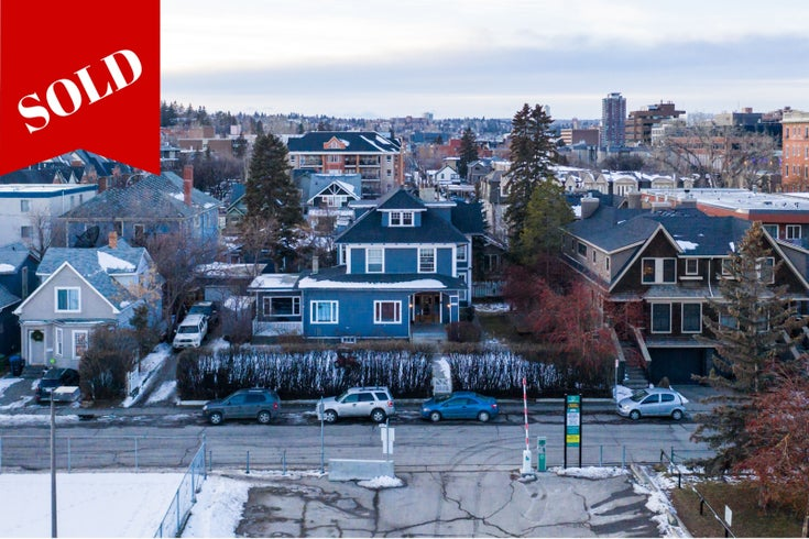 1735 College Lane SW - Lower Mount Royal COMM for sale(SOLD)