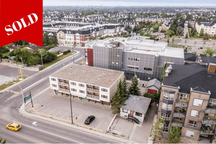 2403 & 2409 33 Ave SW - Garrison Woods Multi Family for sale, 16 Bedrooms (SOLD)