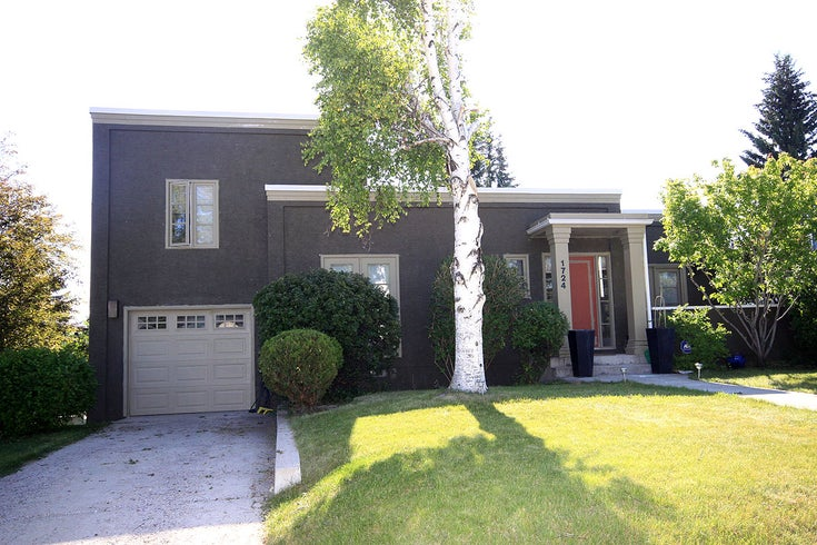1724 Suffolk Street - Scarboro/Sunalta West Detached for sale, 4 Bedrooms (CZPROJECT)