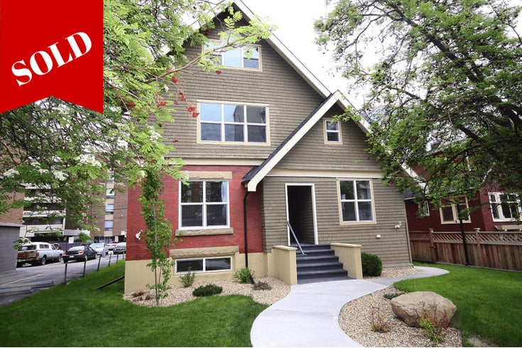 816 13 Ave SW - Connaught_1 Office for sale, 15 Bedrooms (SOLD)