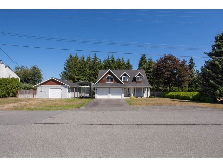 5718 245A STREET - Salmon River House/Single Family for sale, 4 Bedrooms (R2291710)