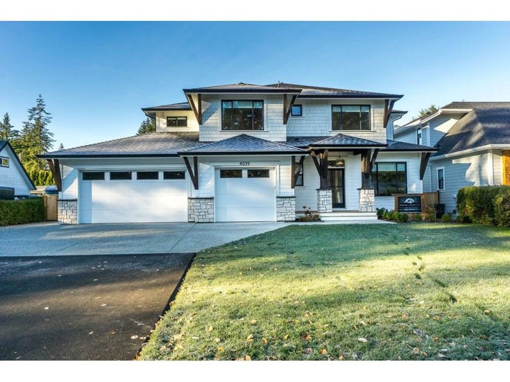 4039 205A STREET - Brookswood Langley House/Single Family for sale, 6 Bedrooms (R2305956)