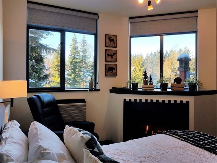 309 4369 MAIN STREET - Whistler Village Apartment/Condo for sale, 1 Bedroom (R2536532)