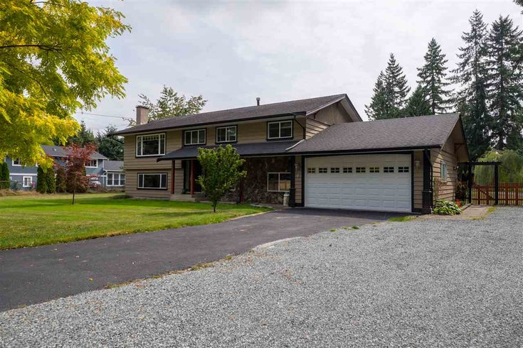 24124 55 AVE AVENUE - Salmon River House with Acreage for sale, 3 Bedrooms (R2426143)