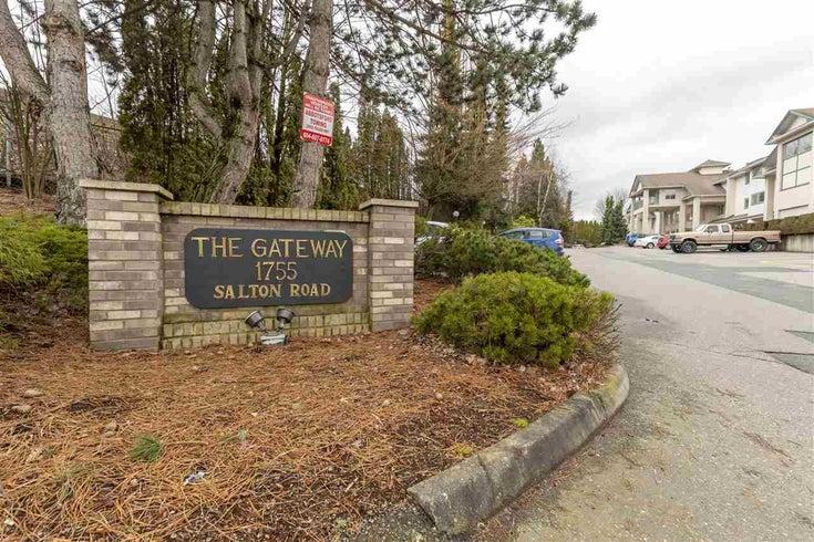 116 1755 SALTON ROAD - Central Abbotsford Apartment/Condo for sale, 2 Bedrooms (R2441823)
