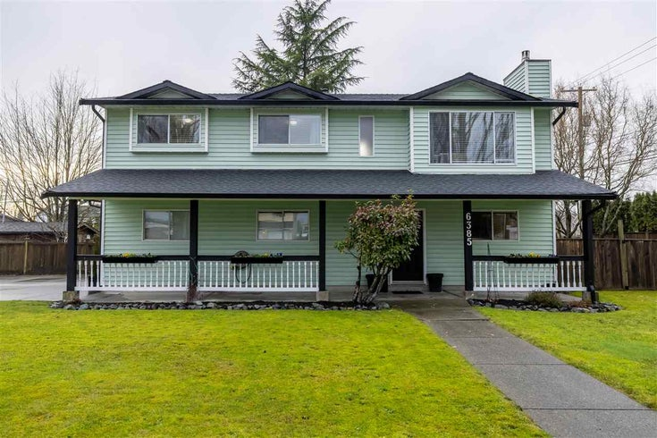 6385 172 STREET - Cloverdale BC House/Single Family for sale, 4 Bedrooms (R2529184)