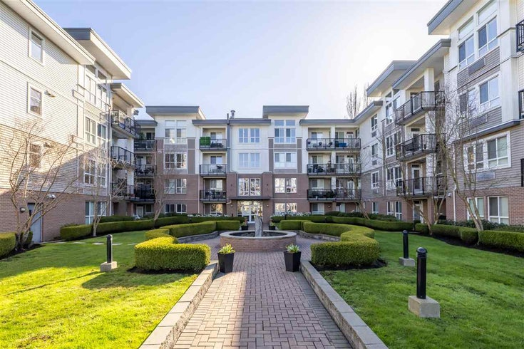 202 5430 201 STREET - Langley City Apartment/Condo for sale, 2 Bedrooms (R2559022)