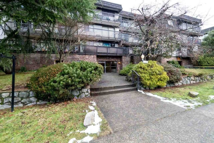 206 270 W 3RD STREET - Lower Lonsdale Apartment/Condo for sale, 1 Bedroom (R2128445)