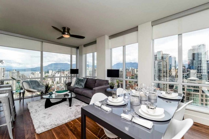 2601 1455 HOWE STREET - Yaletown Apartment/Condo for sale, 2 Bedrooms (R2274563)
