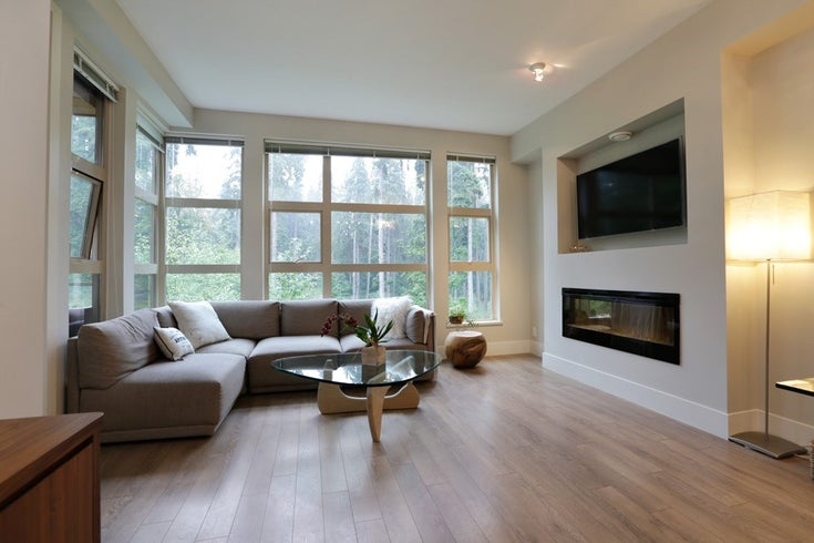 426-3606 Aldercrest Drive, North Vancouver - Roche Point Apartment/Condo for sale, 1 Bedroom (R2305130)