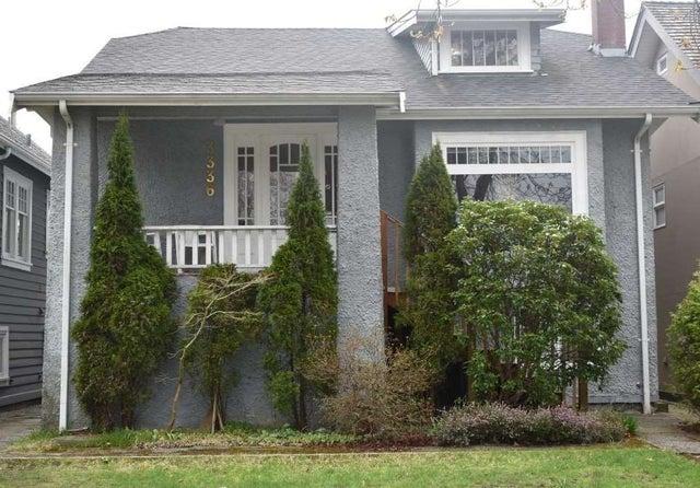 3336 W 12TH AVENUE - Kitsilano House/Single Family for sale, 5 Bedrooms (R2559442)