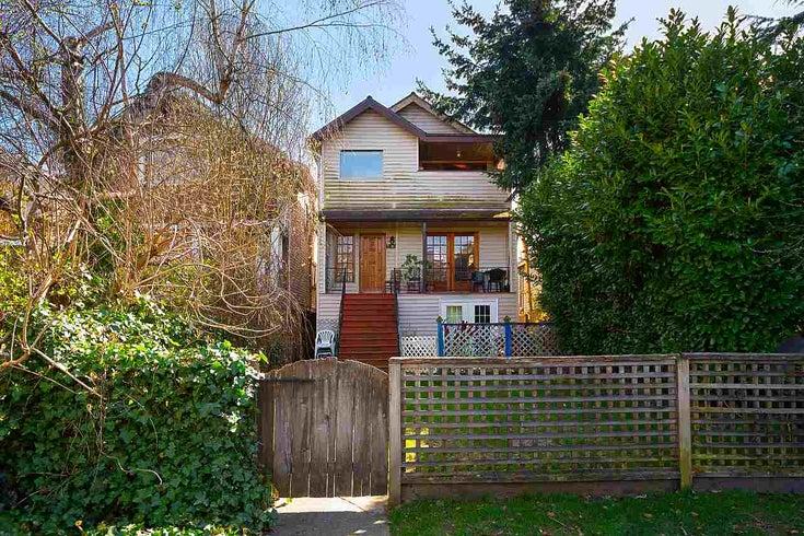 2890 W 8TH AVENUE - Kitsilano House/Single Family for sale, 4 Bedrooms (R2562299)