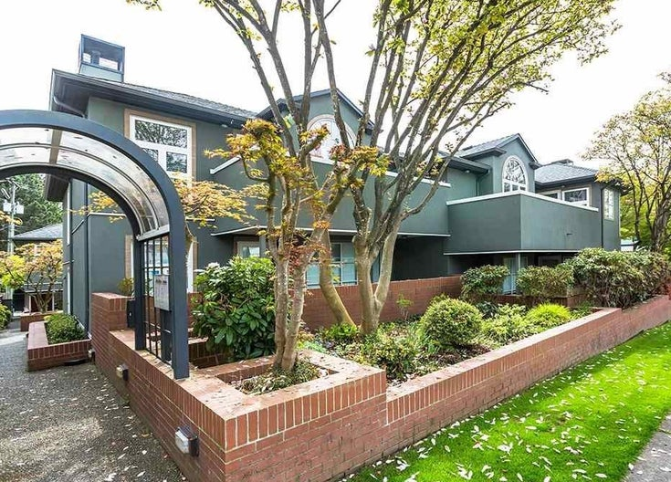 4 2880 W 33RD AVENUE - MacKenzie Heights Townhouse for sale, 2 Bedrooms (R2575080)