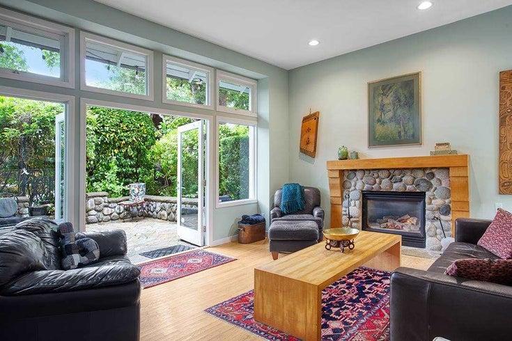 3420 W 1ST AVENUE - Kitsilano 1/2 Duplex for sale, 2 Bedrooms (R2593778)