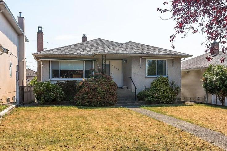 6642 DAWSON STREET - Killarney VE House/Single Family for sale, 5 Bedrooms (R2599978)